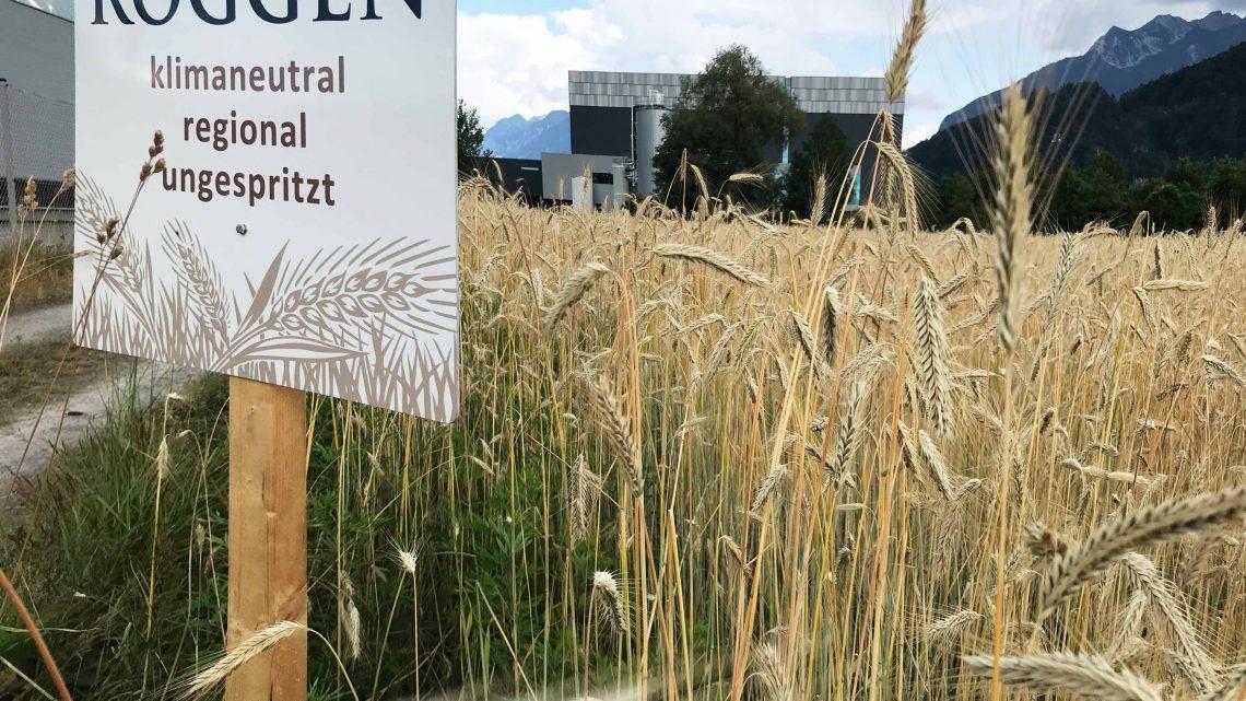 Getreideanbau, Landesgrünzone